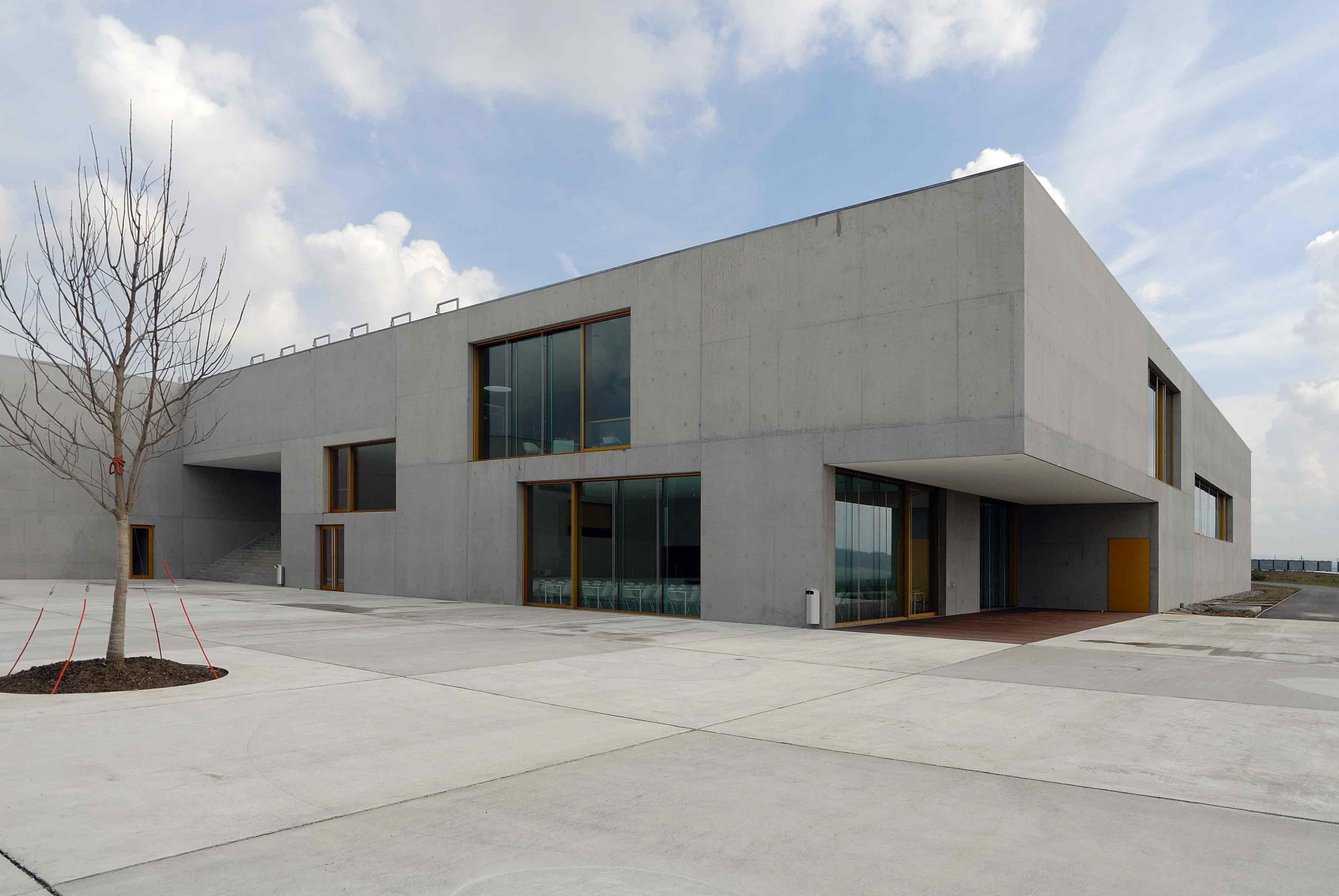 Chappuis Architectes R 233 Alisations Cycle D Orientation